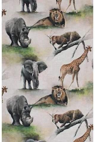 Wilde dieren Afrika