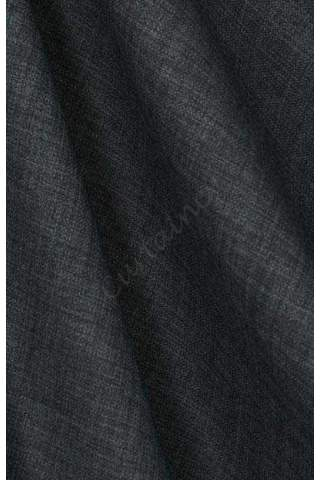 Milano grijs antraciet - linnen look