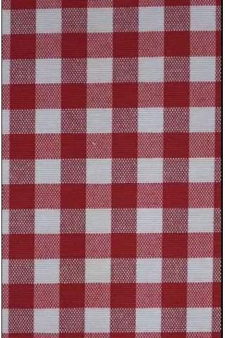 1 cm Ruit rood wit origineel