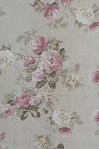 Engelse roos linnen