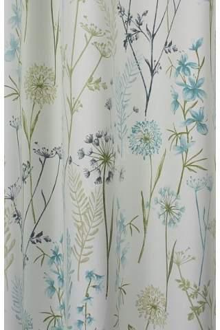 Wilde bloemen blauw