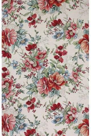 Gobelin bloemen