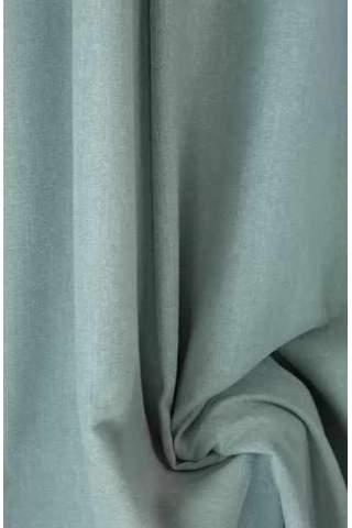 Drape antiek groen - lichte velours look