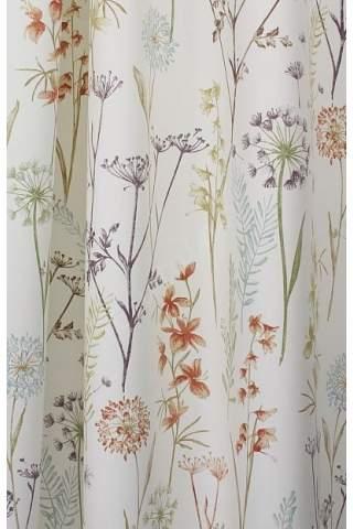 Wilde bloemen terracotta