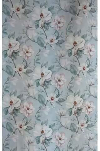 Bloemen magnolia ijsblauw