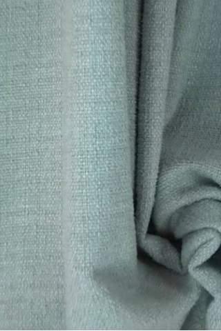 Zenith antiek groen - Velours linnen look