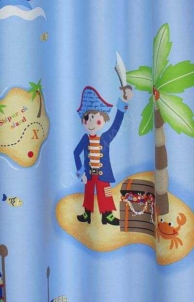 home gordijnen op maat kindergordijnen piraten voorraad